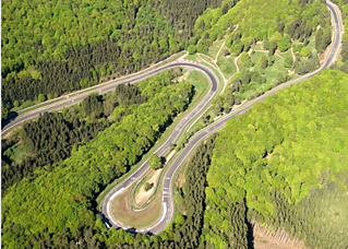 give your entire automotive development team seat time at Nordschleife