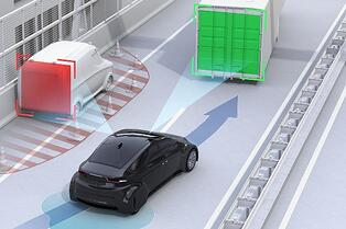 real time sensor model automotivee autonomous
