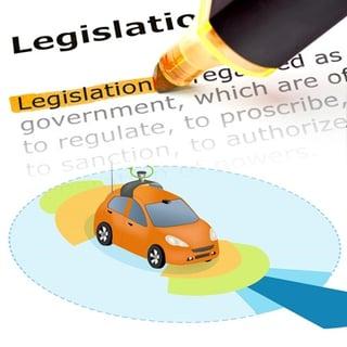 safety legislation for autonomous cars