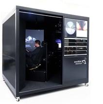 Ansible Motion Modular Simulator, Theta C compact driving simulator