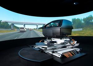DIL simulator traffic