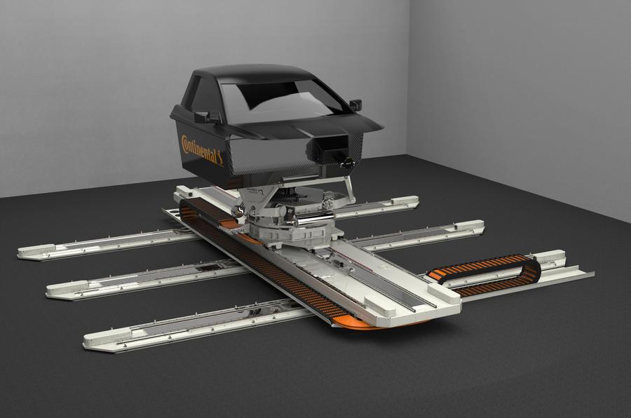 ansible-motion-s3-motion-platform