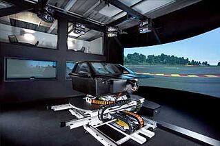 ansible motion simulator