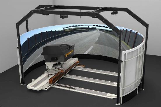 continental-dynamic-driving-simulator