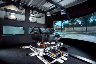 developments in automotive simulation