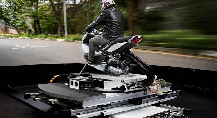 motorcycle dil simulator
