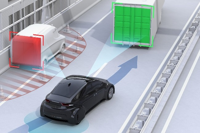 Automotive driver-in-the-loop simulation articles | DIL